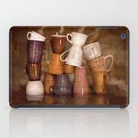Cafehouse (without windows) iPad Case