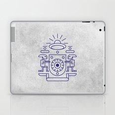 UFO Watchers Laptop & iPad Skin