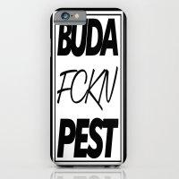 Buda fckn pest iPhone 6 Slim Case