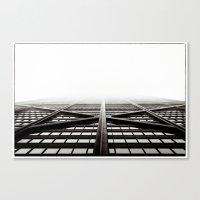 Chicago - Hancock Canvas Print