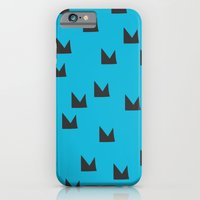 iPhone & iPod Case featuring Playground Crown 02 by Maedchenwahn