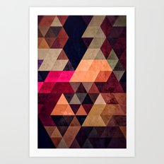 pyt Art Print