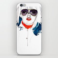 Kate  iPhone & iPod Skin