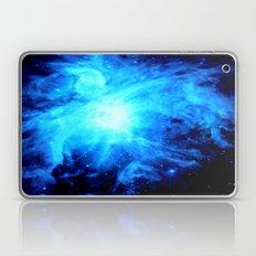 nebulA. Bright Blue Laptop & iPad Skin
