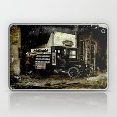 NuGrape Delivery Truck Laptop & iPad Skin