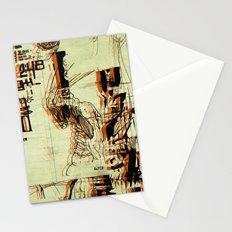 Illustration Mashup Stationery Cards