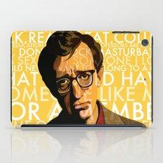 Woody Allen - Annie Hall I iPad Case