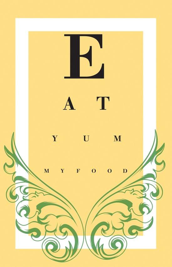 Eat Yummy Food! Canvas Print