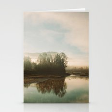 Calm Lake Stationery Cards