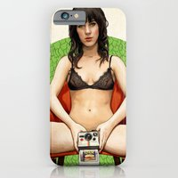 iPhone & iPod Case featuring Miss Minnesota by keith p. rein