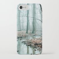 forest iPhone & iPod Cases featuring Gather up Your Dreams by Olivia Joy StClaire