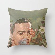 Citizen of Mordeville Throw Pillow