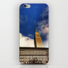 Look Up! iPhone & iPod Skin