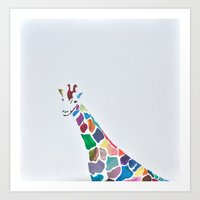 Show Your Real Spots - G… Art Print