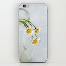 little daisies iPhone & iPod Skin