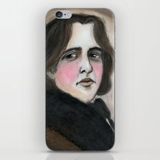 The Importance of Being Oscar Wilde iPhone & iPod Skin