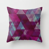 NOCHE Throw Pillow