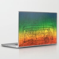 vw Laptop & iPad Skins featuring VW by SerenityBusHome