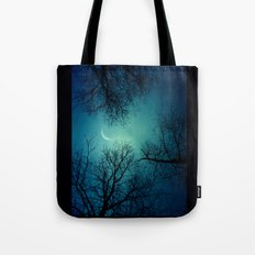 Goodnight And Goodbye Tote Bag