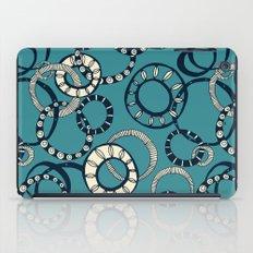 Honolulu hoopla blue iPad Case