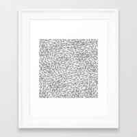 Ants Framed Art Print