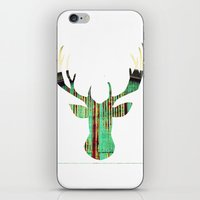 deer rust iPhone & iPod Skin
