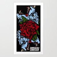 Polar Art Print
