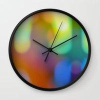 Imma Stranger Myself Her… Wall Clock