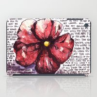 Juno Flower iPad Case