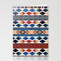 arctic warm Stationery Cards