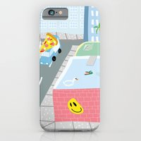 iPhone Cases featuring August by Elena Éper