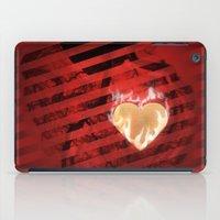 Heartbeat iPad Case