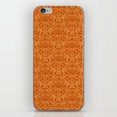 Cloud Factory Damask - Marshflower iPhone & iPod Skin