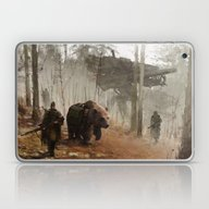 1920 - Into The Wild Laptop & iPad Skin
