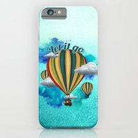 iPhone & iPod Case featuring let it go by gokce inan