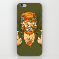 Who wears whom? iPhone & iPod Skin
