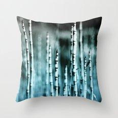 Kyanite Throw Pillow