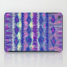 Ikat #8f iPad Case