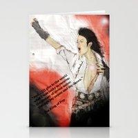 MJ Shamone!  Stationery Cards