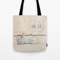 the perfect way to travel ...  Tote Bag