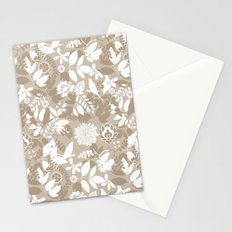 Rising spring - Nude Stationery Cards