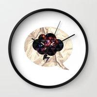 Cloudlet Mood Wall Clock