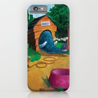 iPhone & iPod Case featuring Eleghant by Keith Frawley