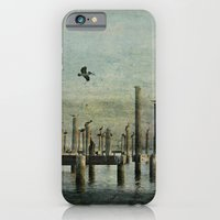 iPhone & iPod Case featuring Pelicans Landing by PhotographyByJoylene