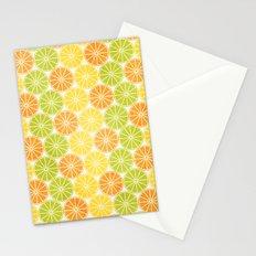 Zesty Slice Stationery Cards