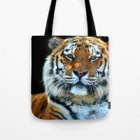 Sumatran Tiger - Panther… Tote Bag