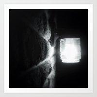 Illuminate I Art Print