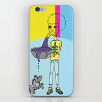 Happy holiday iPhone & iPod Skin