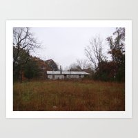 houseghost 614 Art Print