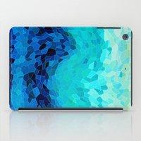 INVITE TO BLUE iPad Case